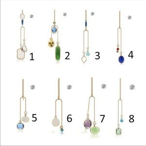 Jewelry - Jeweled Drop Earrings